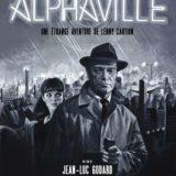 Alphaville, une étrange aventure de Lemmy Caution